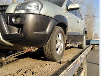 「沂南市区拖车」小型轿车汽车故障救援