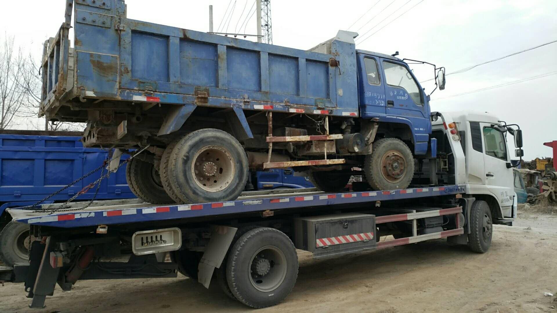 兰州拖车救援:专业快速大型汽车救援