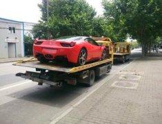 北京轿跑汽车救援1