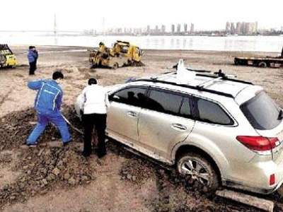 「沂南道路救援」碰到汽车底盘机件损坏,该如何快速维修