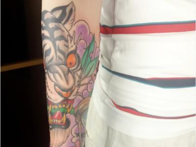 柳州纹身刺青作品