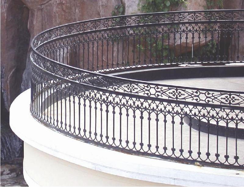 欧式不锈钢栏杆
