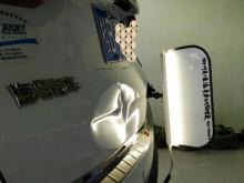 海马汽车凹陷修复