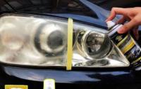 凯里汽车大灯翻新