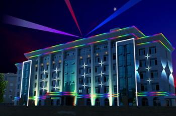 楼宇亮化工程是做什么的