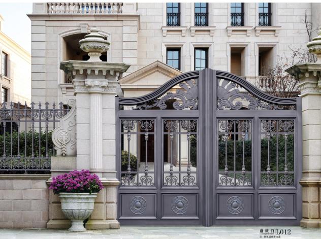 铝艺别墅大门的风格怎样选择