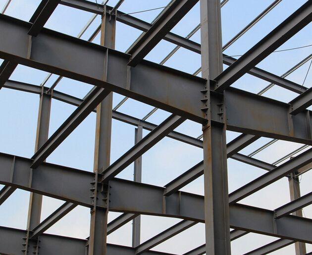 保定钢结构搭建