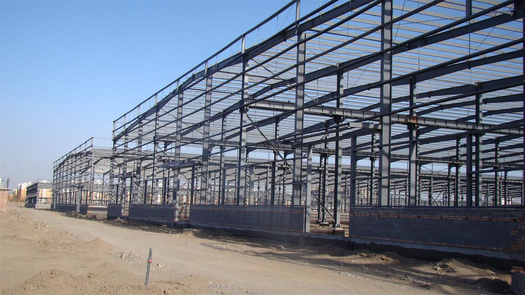 保定钢结构安装