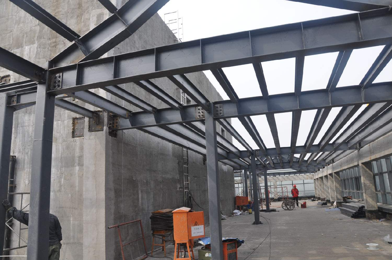 保定钢结构施工