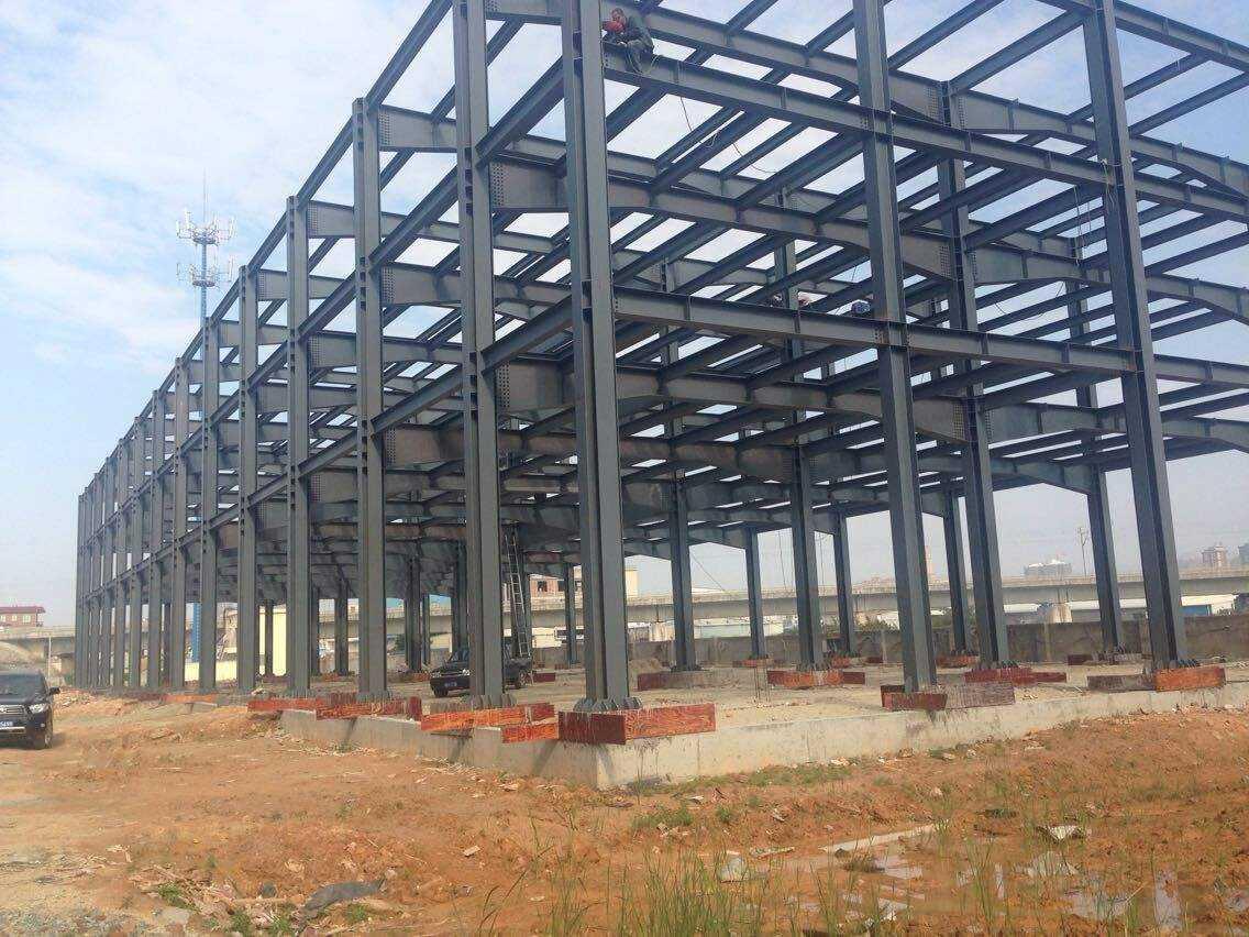 保定钢结构工程