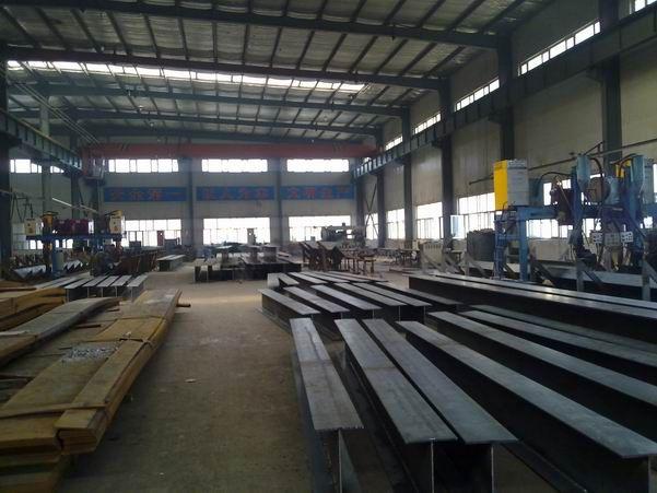 保定钢结构厂家直销