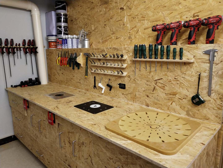 专业的木工房