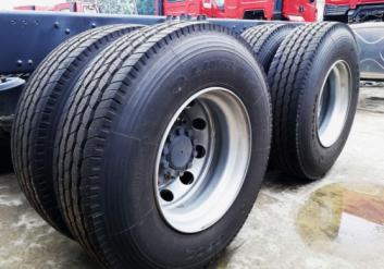 货车轮胎保养小技巧