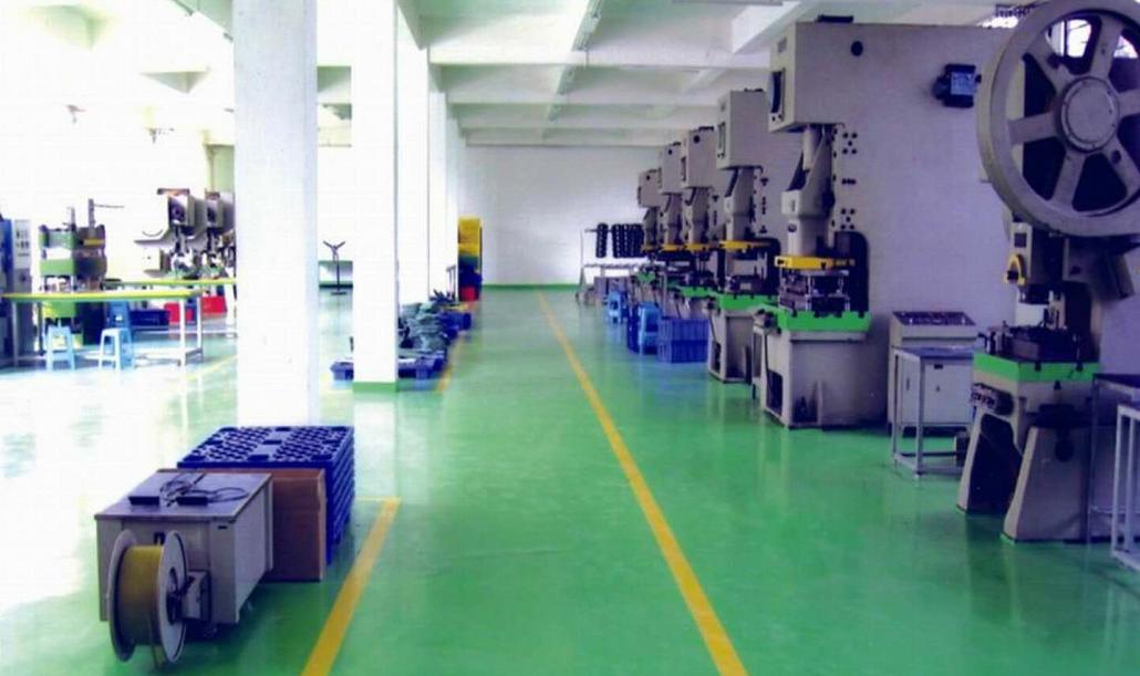 苏州厂房环氧地坪
