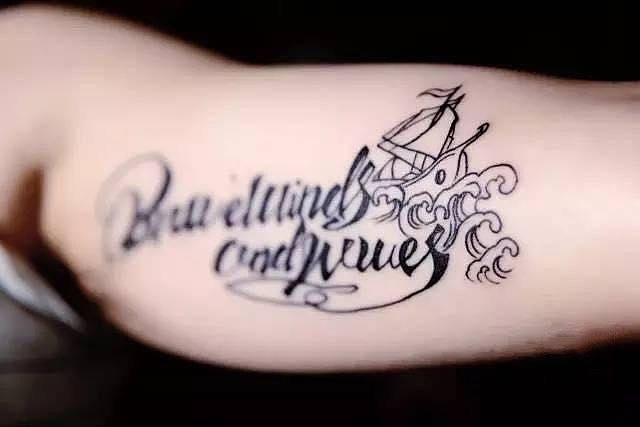 你的纹身保养方法正确吗?纹身的正确保养方法