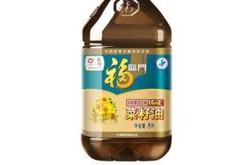 福临门非转基英纯正菜籽油