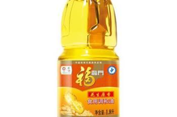 福临门花生原香型食用调和油