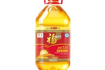 福临门天天五谷食用调和油