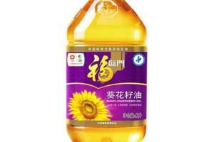福临门压榨一级葵花籽油