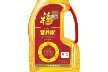 福临门营养家食用调和油