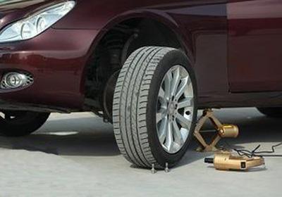 果洛州轮胎更换
