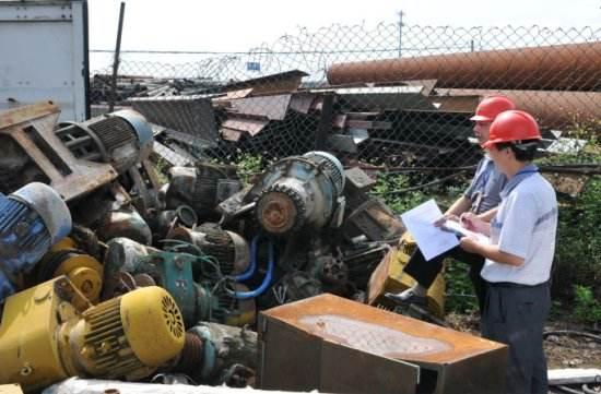 泉州废品回收公司-专业废品物资金属废料回收