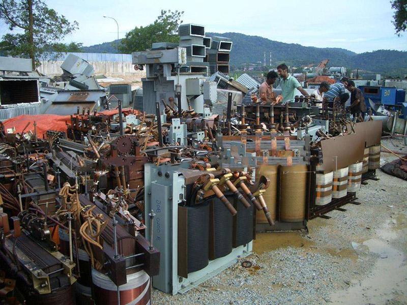 泉州废品回收-专业废品物资金属废料回收