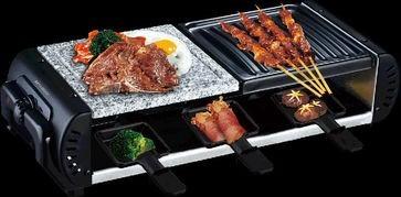 无烟烧烤:如何清洗无烟烧烤设备烤盘?