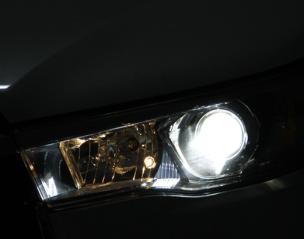 温岭改灯:氙气大灯改装会不会有什么危险性?