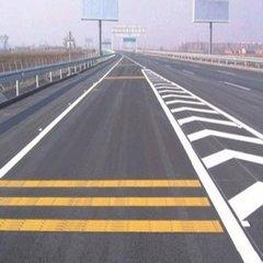 惠州道路划线