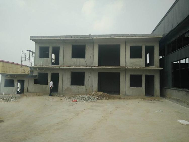 水泥活动房模具住房