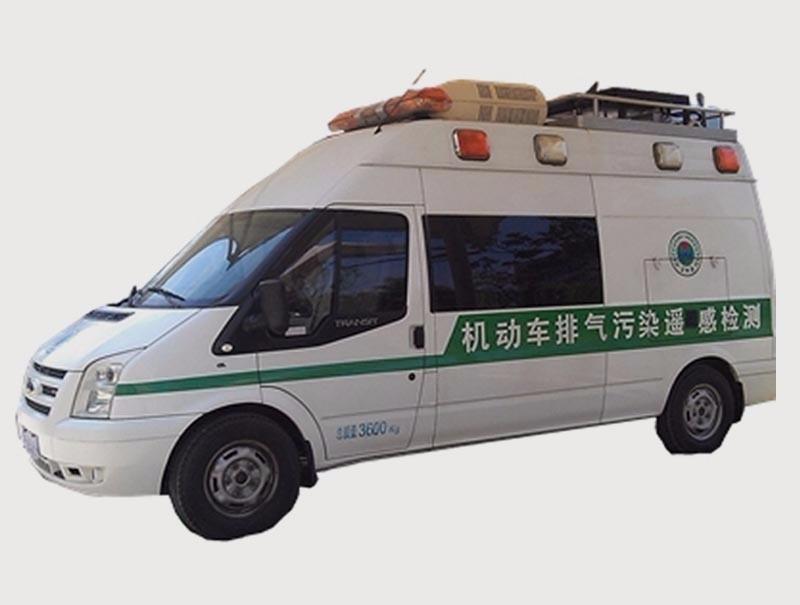 【智行天津】机动车尾气遥感技术在智能出行产业的应用