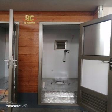 智能厕所亭