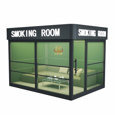 休息吸烟室  值班室 休息室  专业设计 无忧安装