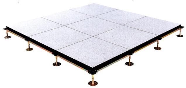 防静电地板安装