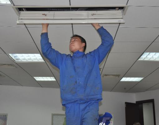 中央空调维修保养分类