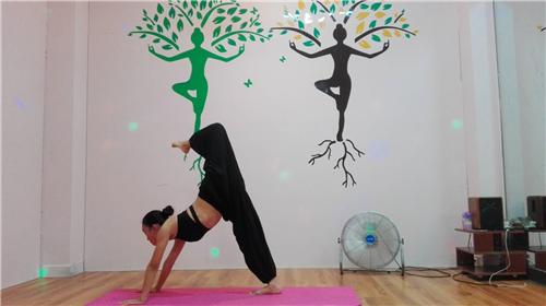 形体瑜伽图片展示