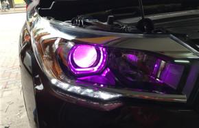 传奇GS4灯光改装