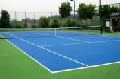 湖州环氧地坪:丙烯酸球场地坪的优点及施工工艺