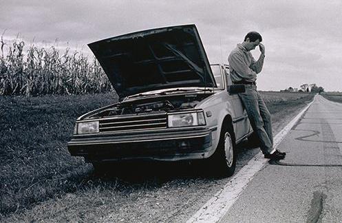 汽车抛锚,兰州汽车救援中心拖车也有诀窍!