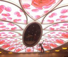 南京高清喷绘软膜天花安装