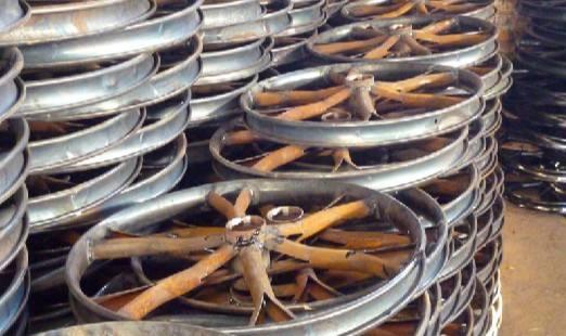 金属物资回收