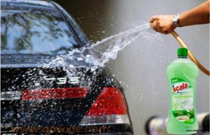 自己洗车用什么洗车液?洗洁精可以洗车吗