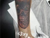 赣州纹身作品