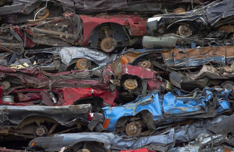 废旧报废汽车金属回收