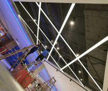 南京会议室透光膜安装
