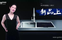 KD1188-2超声波解毒洗碗机(新品上市)