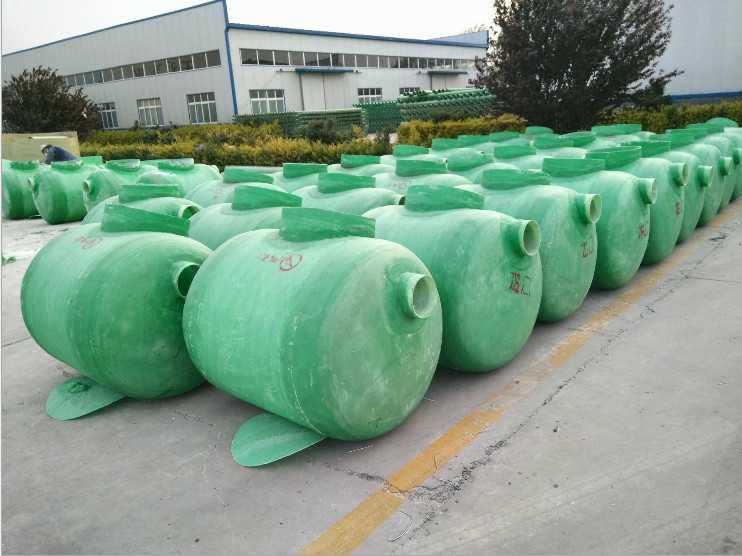 泉州玻璃钢化粪池厂家