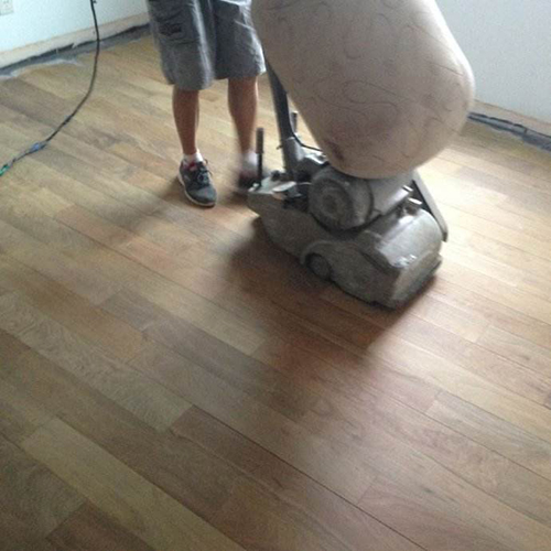 北京木地板打磨翻新机