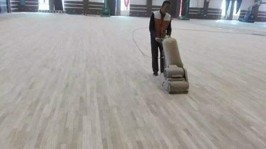 北京实木地板打磨机
